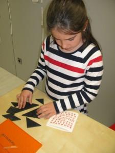 23 Tratamientos - Terapia visuo-cognitiva...12- niña juego
