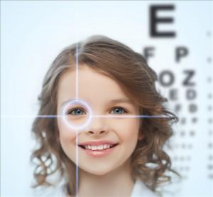 Evaluacioón visual niños