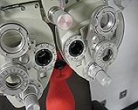 EVALUACIONES - Evaluación visual optométrica