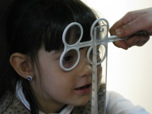 Prescripciones de lentes y prismas