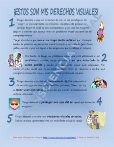 derechos visuales del niño 2