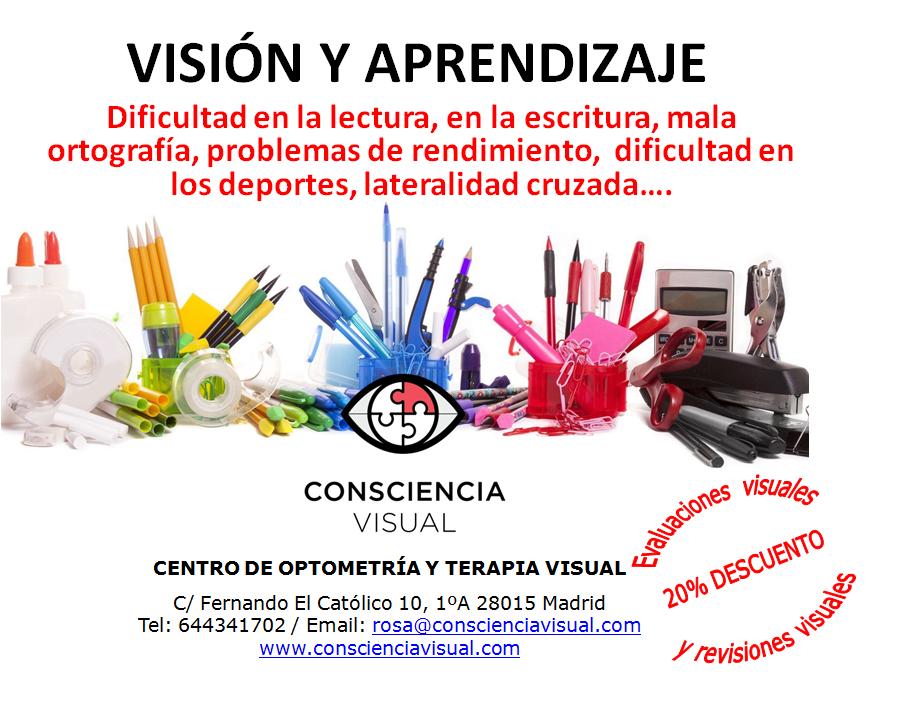 Campaña Visión y Aprendizaje